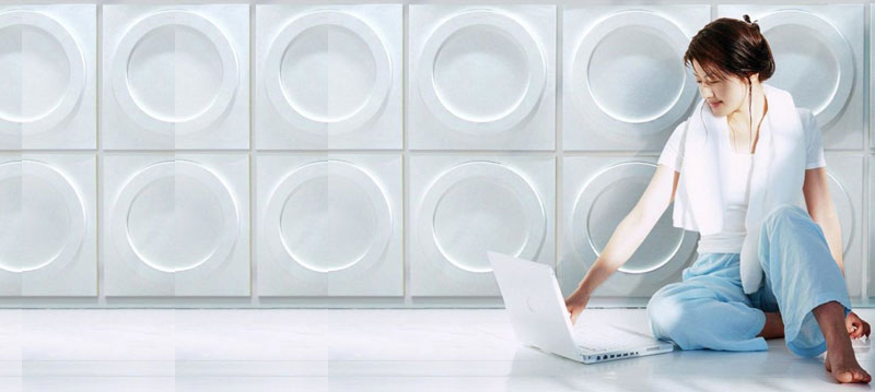 Предлагаем Вашему вниманию гипсовые 3D панели для стен от дизайн-студии «Лепной декор» с доставкой по Украине