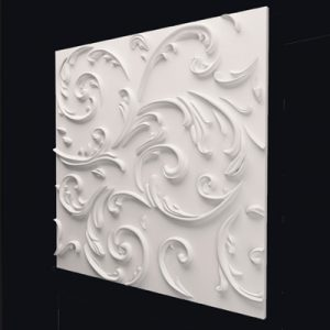 Гипсовая 3D панель «Венеция»
