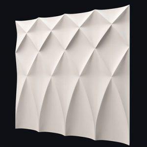 Гипсовая 3D панель «Дворец»