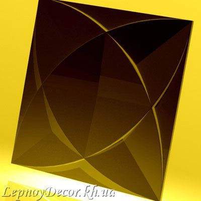 Гипсовая 3D панель «Белуччи»
