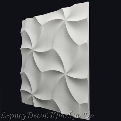 Гипсовая 3D панель «Восток»