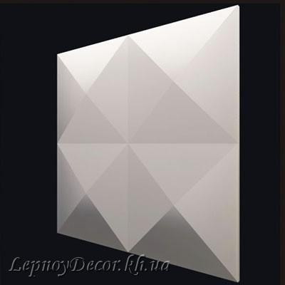Гипсовая 3D панель «Гиза»