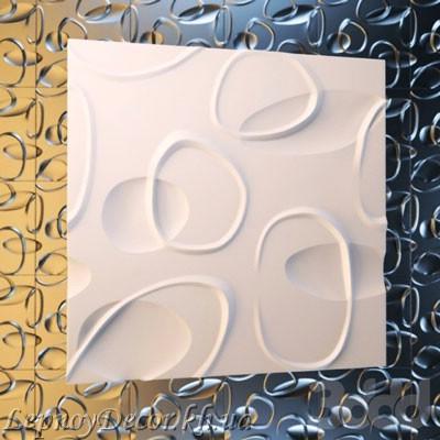 Гипсовая 3D панель «Элис»