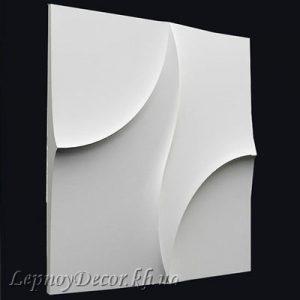 Гипсовая 3D панель «Ярило»