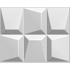Гипсовая 3D панель «Голд»