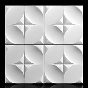Гипсовая 3D панель «Объем»