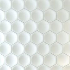 Гипсовая 3D панель «Соты мозаичные»