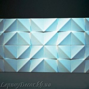 Гипсовая 3D панель «Сан-рем»