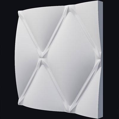 Гипсовая 3D панель «Классика»