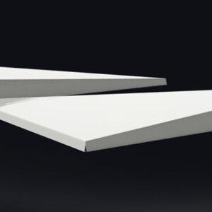 Гипсовая LED-панель «Дельта»