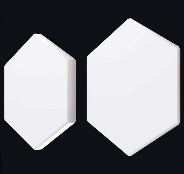 Гипсовая LED-панель «Соты»